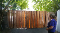 Mikes custom fence and repairs
