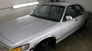 1993 Mercury Grand Marquis LS Other
