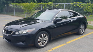 2008 Honda Accord Coupe EX-L CUIR TOIT 168000km
