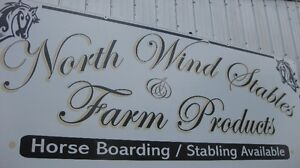 Horse Boarding Availible at North Wind Stables