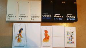 Samsung Note 5 s5 s6 s7 s8 Edge  iphone 5s 6 plus 6s + Unlocked