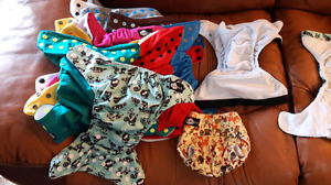 Funky Fluff 3 in 1 diapers