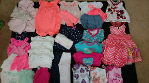 Baby girl 9 month lot. 30+ pieces!