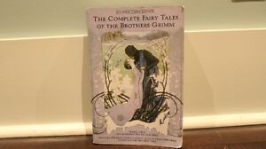 The Complete Fairy Tales of the Brothers Grimm (Third Edition)