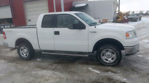 Nice Truck! 2006 Ford F-150 4×4