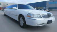 2007 Lincoln Town Car Limousine Tiffany 120 10 pass