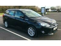 2012 Ford Focus FULL S HISTORY,HPI CLEAR,MINT,DELIVERY,1.6 TDCi 115 Titanium 5dr