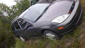 PRICE REDUCED!  2002 Ford Focus SE  Wagon