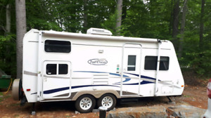 Roulotte Trail Cruiser by Trail Lite 21'