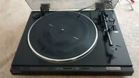 Vintage Sony Turntable Model PS-LX430