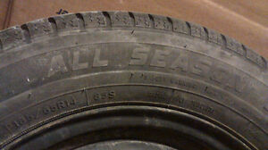 Brand new all season tires