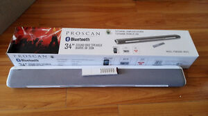 Proscan sound bar speaker