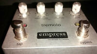 Pedale Tremolo de Empress (limited edition)
