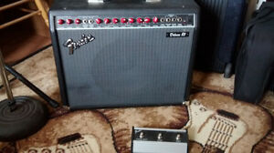 amps,pedals