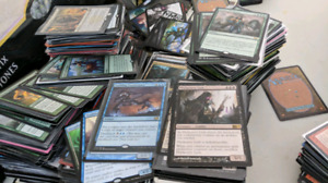 Buying all Magic The Gathering Cards