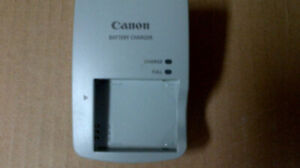 Canon Digital Camera Charger - CB-2LY - $15.00