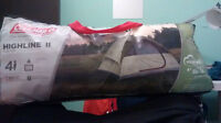 Tente 4 personne Coleman Highline II Dome