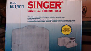 Brand New, Singer Sewing Machine 30518 with New carrying case Edmonton Edmonton Area image 2