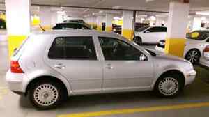 VW Golf GLS 2001 138600 KM