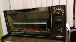 Four toaster oven