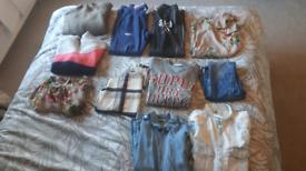 Bundle of ladies clothes .
