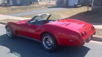 1975 Corvette Stingray Convertible for sale