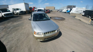 HYUNDAY ACCENT 2002 1.6L