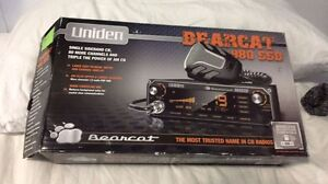 CB radio with antenna and magnet London Ontario image 3
