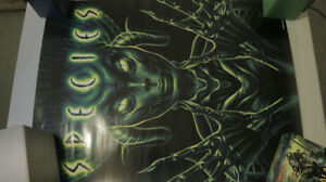 Species Collector's Edition Scream Factory Exclusive Poster