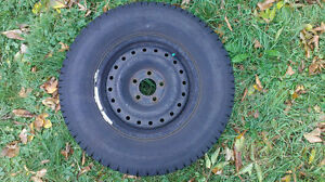 4 BFGoodrich Winter Tires with Rims West Island Greater Montréal image 1