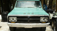 1969 GMC 3/4 TON PICK UP - RARE