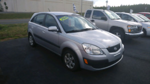 2008 KIA RIO HATCHBACK!! GREAT SHAPE!!!