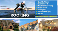 ▶KITCHENER▶ROOFING▶BEST QUALITY JOBS▶AFFORDABLE PRICES▶FREE QUOT