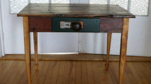 """Table basse 30""""x21""""x24"""