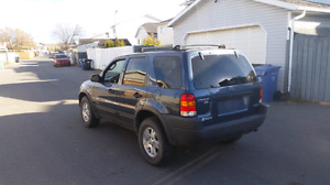 2001 Ford Escape MECHANIC SPECIAL