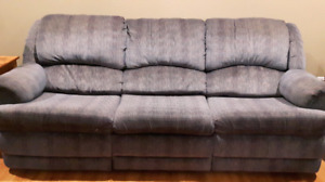 Must go!!!  ***Reclining Sofa and Love seat*** Reduced!!!
