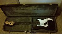 Fender Precision $ 400 or trade (MIM )