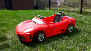 Power wheels 6Volts with remote control