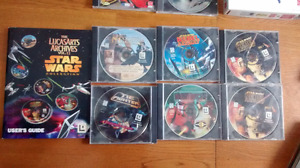 The LucasArts Archives Volume 2: Star Wars Collection