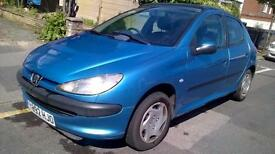 Peugeot 206 1.4 ( a/c ) 2001MY LX