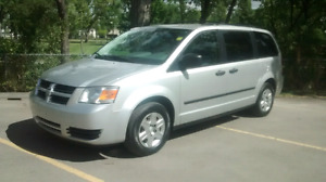 2009 DODGE GRAND CARAVAN - LOW KMS SAFETIED READY TO GO