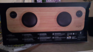 Bamboo Bob Marley Bluetooth speaker. (Get together mini)