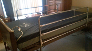 Electric Invacare Hospital Bed