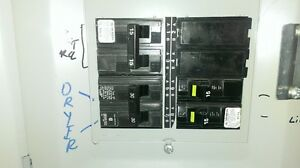 Secondary, Pony, Specialty Electrical Breaker Panel Kitchener / Waterloo Kitchener Area image 1