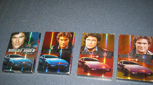 Seasons of Knight Rider