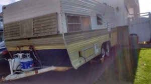 1977 prowler holiday trailer