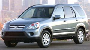Wanted 2005-2006 Honda CR-V