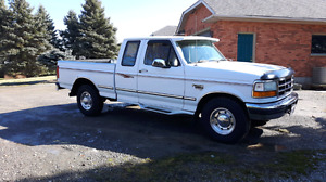 1997 f 250 diesel 7.3 ONLY A 111,000 kms
