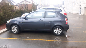 2007 Hyundai Accent CERT & E TESTED