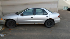 2002 Chevrolet Cavalier needs to go ASAP